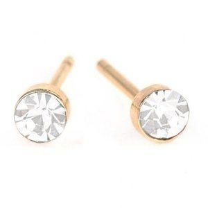 Dainty Decor Gold Stud Dainty Earrings